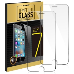 iPhone 7, 8 screen protector Kollea 2-Pack