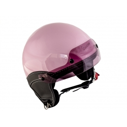 Kask Vespa  Soft Touch Pink Piaggio